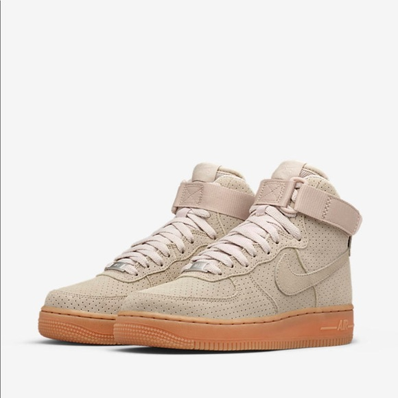 Women Nike Air Force 1 Suede High tops